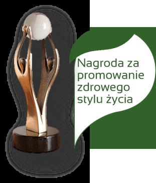 Nagroda za promowanie zdrowego stylu życia